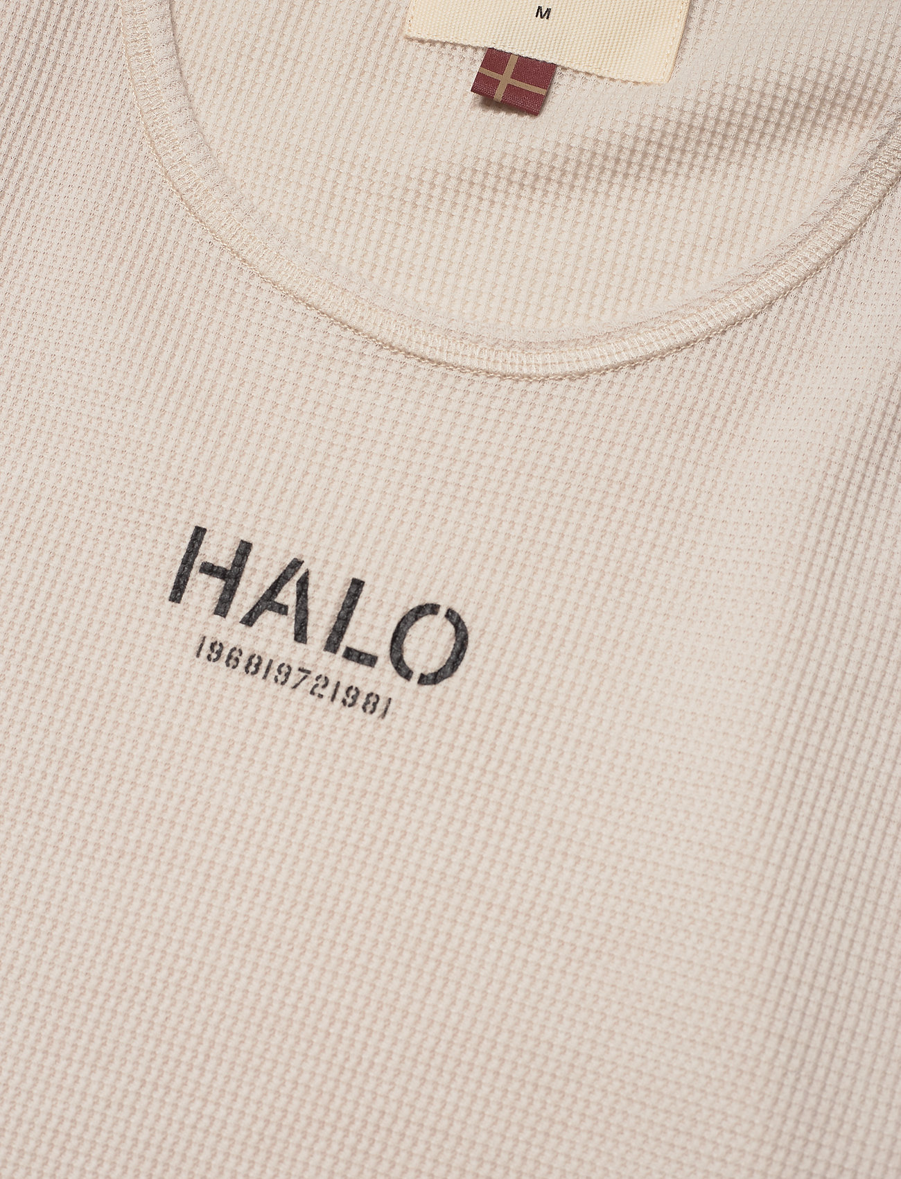 HALO - HALO WOMENS WAFFLE TANK - sleeveless tops - pumice stone - 2