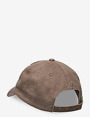 HALO - HALO CAP - caps - vintage brown - 1