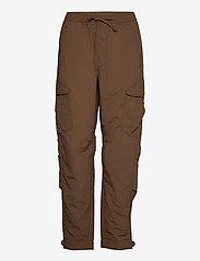 HALO - HALO Combat Nylon Pants - cargobukser - brown - 0