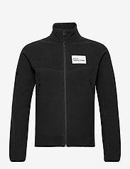 HALO - HALO ATW Zip Fleece - mid layer jackets - black - 0