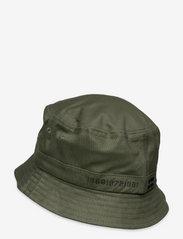 HALO - HALO Bucket Hat - bucket hats - dark army/yellow - 1