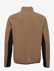 HALO - HALO ATW Zip Fleece - swetry pluszowe - vintage brown - 2