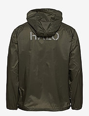 HALO - HALO Packable Jacket - sportsjakker - oil green - 2