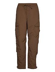 HALO Combat Nylon Pants - BROWN