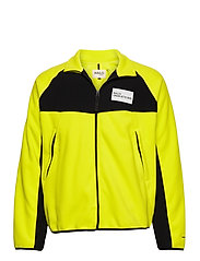HALO ATW Zip Fleece - SULPHUR SPRING/BLACK