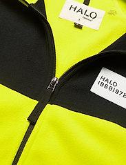 HALO - HALO ATW Zip Fleece - mid layer jackets - sulphur spring/black - 2