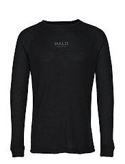 HALO Military Long Sleeve - BLACK