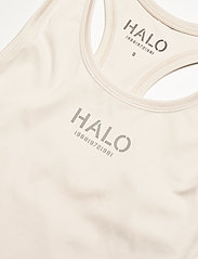 HALO - HALO WOMENS RACERBACK TANK - Ärmellose tops - pumice stone - 3