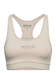 HALO WOMENS BRATOP - PUMICE STONE