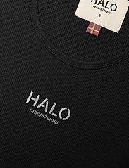 HALO - HALO WOMENS WAFFLE TANK - sleeveless tops - black - 2