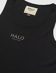HALO - HALO WOMENS WAFFLE TANK - Ärmellose tops - black - 2