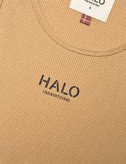HALO - HALO WOMENS WAFFLE TANK - Ärmellose tops - kelp - 3