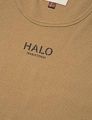 HALO - HALO WOMENS WAFFLE TANK - Ärmellose tops - kelp - 2