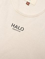 HALO - HALO WOMENS WAFFLE TANK - Ärmellose tops - pumice stone - 2