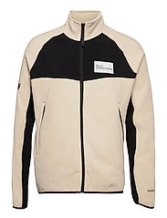 HALO ATW Zip Fleece - PUMICE STONE