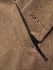 HALO - HALO ATW Zip Fleece - swetry pluszowe - vintage brown - 5