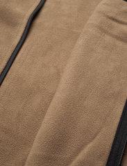 HALO - HALO ATW Zip Fleece - swetry pluszowe - vintage brown - 6