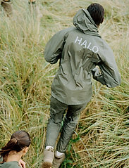 HALO - HALO Packable Jacket - sportsjakker - oil green - 0