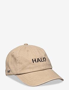 HALO CAP - petten - mili sand