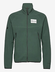 HALO Zip Fleece - kevyet takit - green
