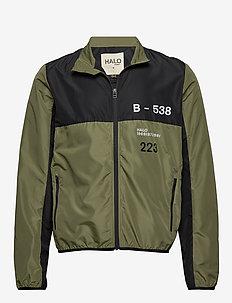 HALO Tech Jacket - leichte jacken - olivine/black
