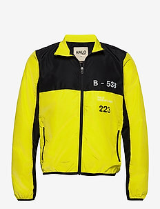 HALO Tech Jacket - kevyet takit - sulphur spring/black