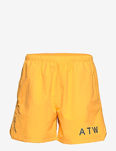 HALO ATW Nylon Shorts - GOLD FUSION