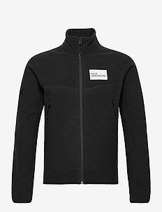 HALO ATW Zip Fleece - overdeler - black