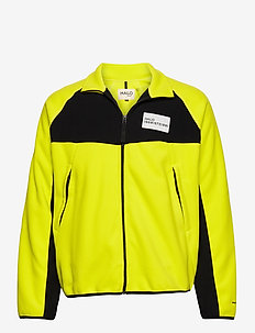 HALO ATW Zip Fleece - fleece - sulphur spring/black