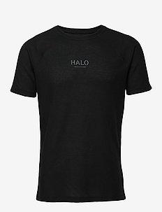 HALO Military Tee - BLACK