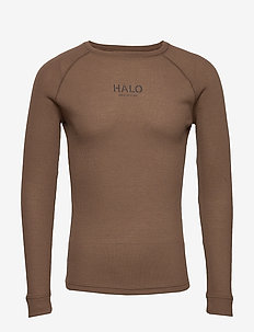 HALO Military Long Sleeve - BROWN