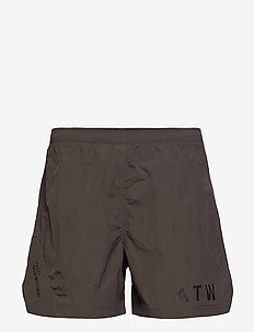 HALO Nylon Shorts - GREY