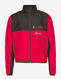 Halo Tech Jacket - RED/BLACK