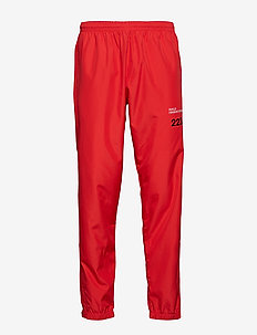 Halo Tech Pants - RED/BLACK