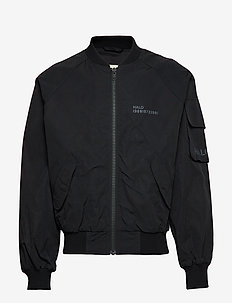 HALO Bomber jacket - BLACK