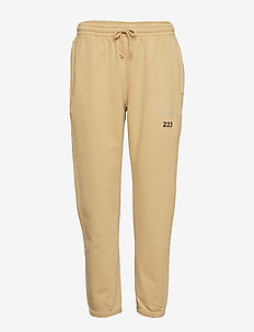 Halo Cotton Sweat Pants - MILLI SAND