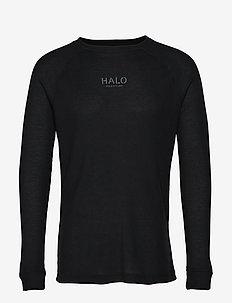 HALO Military Long Sleeve - t-shirts à manches longues - black