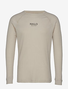 HALO Military Long Sleeve - WINTER WHITE