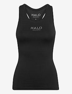 HALO WOMENS RACERBACK TANK - tops zonder mouwen - black