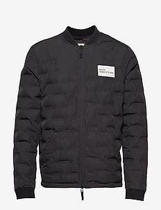 HALO Quilted Jacket - gesteppt - black