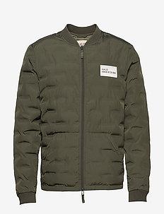 HALO Quilted Jacket - gewatteerd - olivine
