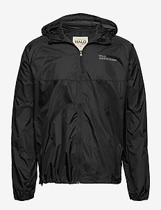 HALO Packable Jacket - windjacks - black