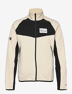 HALO ATW Zip Fleece - vestes légères - bone white