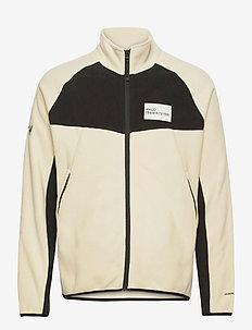 HALO ATW Zip Fleece - basic-sweatshirts - pumice stone