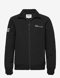 HALO Zip Jacket - windjassen - black