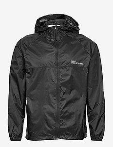 HALO Packable Jacket - sportsjakker - black