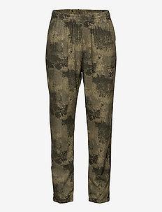 HALO CAMO TECH PANT - pantalon de randonnée - green camo