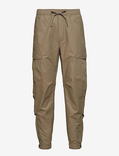 HALO Combat Pants - pantalons - stone grey