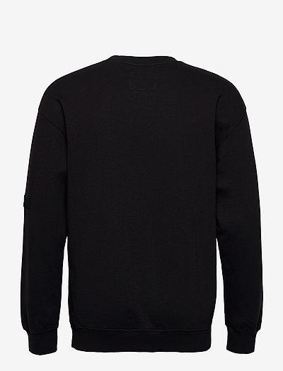 Halo Cotton Crew- Sweatshirts