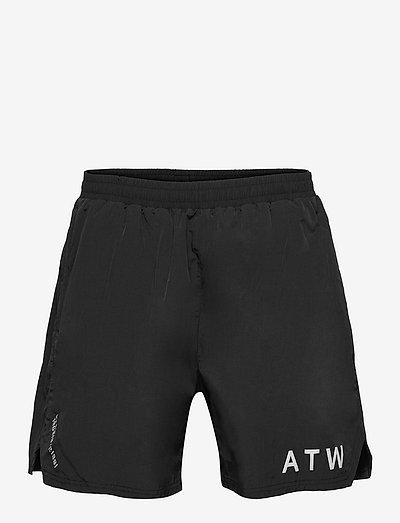 HALO ATW SHORT - tights & shorts - black